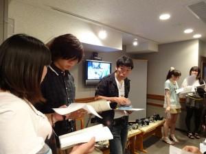 赤坂 レンタルスタジオ 声優ワークショップ