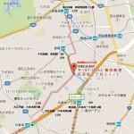 赤坂茜山スタジオへの交通アクセス