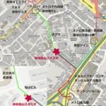赤坂スタジオ地図