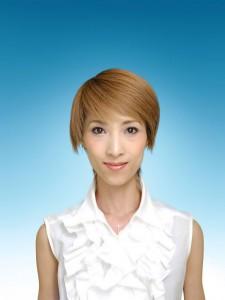 赤坂茜山スタジオ ちいプロフィール写真